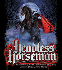 Headless Horseman Hayrides & Haunted House