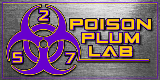 Poison Plum Lab 257