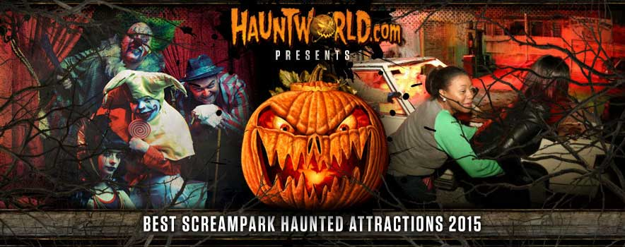 Best Screampark Haunted Attractions