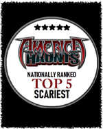 america haunts top 5