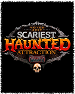 HauntWorld #1 Haunted Attraction of 2018