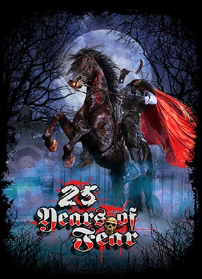 headless horseman 25 years